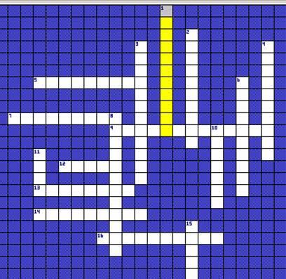 Chapter 11 Voca... Collides With Crossword