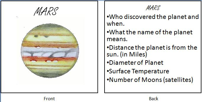 planet mars temperature - photo #48